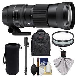 Sigma 150-600mm f/5.0-6.3 Contemporary DG OS HSM Zoom Lens f