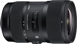 Sigma 18-35mm F1.8 Art DC HSM Lens for Pentax
