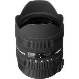 Sigma 8-16mm f/4.5-5.6 DC HSM FLD AF Ultra Wide Zoom Lens fo