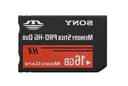 Sony 16 GB PRO-HG Duo HX Memory Stick MSHX16A