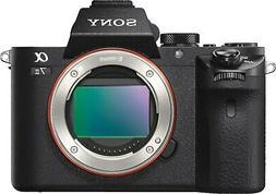 Sony - Alpha A7 Ii Full-frame Mirrorless Camera  - Black