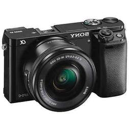Sony Alpha a6000 Mirrorless Digital Camera 24.3MP SLR Camera