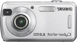 Sony Cybershot DSC-S600 6MP Digital Camera with 3x Optical Z