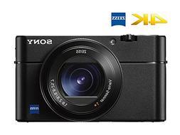 Sony RX100 20.2 MP Premium Compact Digital Camera w/ 1-inch