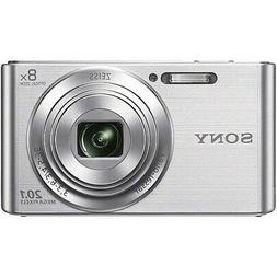 Sony DSCW830 20.1 MP Digital Camera with 2.7-Inch LCD