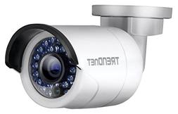 TRENDnet Indoor/Outdoor 1.3 Megapixel HD PoE IR Bullet Style