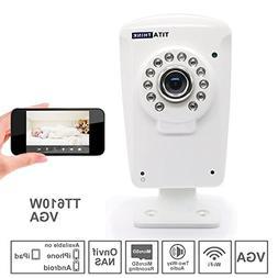 Titathink Tt610w Wireless WiFi Home Network Camera supports