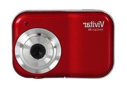 Vivitar 5.1MP Digital Camera with 1.5-Inch LCD Screen - Colo
