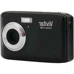 Vivitar VF128-BLK 14.1MP Digital Camera with 2.7-Inch TFT LC