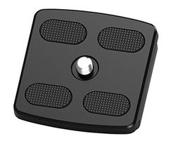 ZOMEi Camera Tripod Quick Release Mounting Plate for Zomei Q