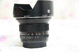 Zeiss 18mm f/3.5 Distagon T* ZE Series Lens for Canon EOS Di