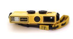Minolta Weathermatic a type 110 16mm Underwater Diving Scuba