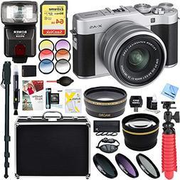 Fujifilm 16568896 X-A5 Mirrorless Digital Camera w/XC 15-45m