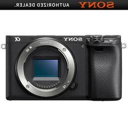 Sony a6400 Mirrorless APS-C Interchangeable-Lens Camera  ILC