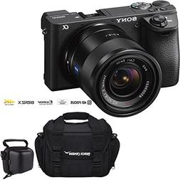 Sony a6500 ILCE-6500 4K Mirrorless APS-C Digital Camera with