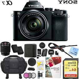 Sony a7 Full-Frame Alpha Mirrorless Digital Camera 24MP Body
