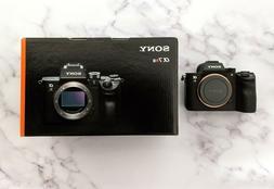 Sony a7R III Mirrorless Camera: 42.4MP Full Frame High Resol