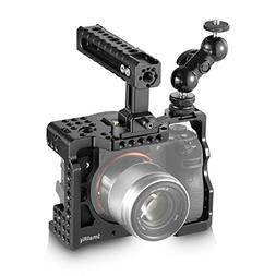 SMALLRIG A7RIII Cage Kit Rig for Sony A7RIII/A7III Camera wi