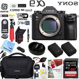 Sony a9 Full Frame Mirrorless Interchangeable Lens Camera Bo