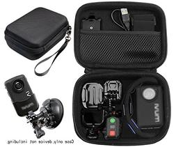 Professional Body camera and action camera case for Veho VCC