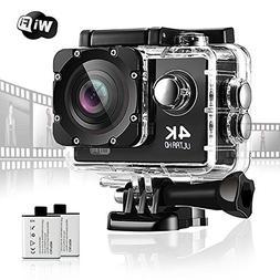 Action Camera JuguHoovi JH80S 4K Camera 16MP Waterproof Came
