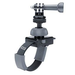 Zip-Tie Style Action Camera Mount by USA Gear with Tripod Sc