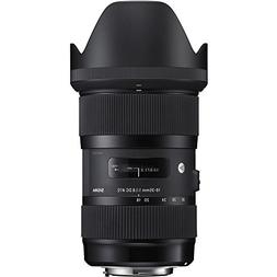 Sigma 18-35mm F1.8 Art DC HSM Lens for Nikon