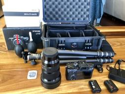 Sony Alpha 7R III 42.4 MP Digital Camera - Black, With Sigma