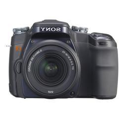 Sony Alpha A100K 10.2MP Digital SLR Camera Kit with 18-70mm