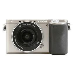 Sony Alpha a6300 Mirrorless Camera Interchangeable Lens Digi