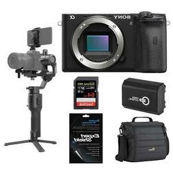 Sony Alpha a6600 Mirrorless Digital Camera Body - With Gimba
