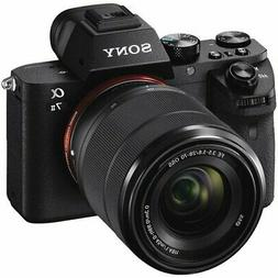 Sony Alpha a7 II Mirrorless Digital Camera with FE 28-70mm f
