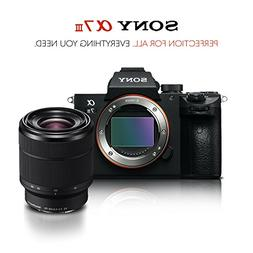Sony Alpha a7 III Mirrorless Digital Camera International Ve