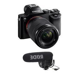 Sony Alpha a7 Mirrorless Digital Camera, with FE 28-70mm f/3