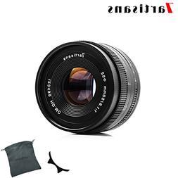 7artisans 50mm F1.8 APS-C Manual Fixed Lens for M4/3 mount C