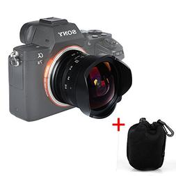 VILTROX 7.5mm F2.8 APS-C Wide Fisheye Fixed Lens for Sony E-