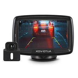 AUTO VOX Digital Wireless Backup Camera Kit CS-2, Stable Sig