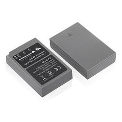 """""""Powerextra 2 Pack Battery for Olympus BLS-5, BLS-50, PS-BLS"""