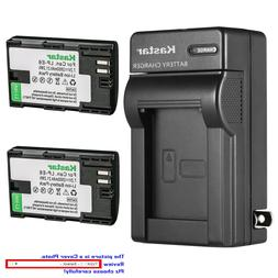 Kastar Battery Wall Charger for LP-E6N & Canon EOS Ra Mirror