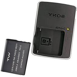 Sony BC-CSG Charger for Sony NP-BG1 NP-FG1 Battery Cyber-sho