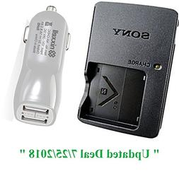 Sony BC-CSN Charger for Sony NP-BN1 NP-BN Cyber-shot DSC-QX1