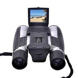 Binoculars Camera,CamKing FS608 720P Digital Binoculars Ca