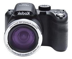 Kodak Black PIXPRO AZ421 Digital Camera with 16.15 Megapixel