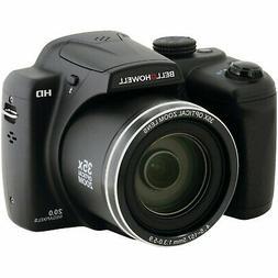 20 Megapixel Bridge Camera - Black