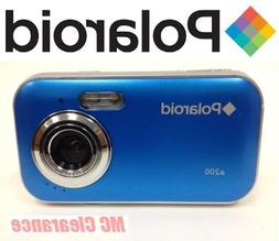 Polaroid CAA-200LC 2MP CMOS Digital Camera with 1.44-Inch LC