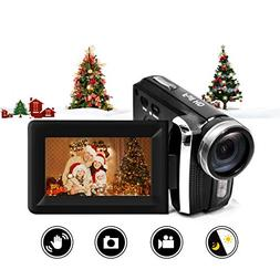 Video Camera Camcorder Vmotal Camcorder Digital Camera with