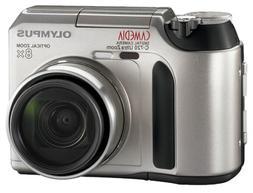 Olympus Camedia C-720 3MP Digital Camera w/ 8x Optical Zoom