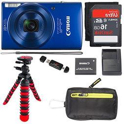 Canon PowerShot ELPH 190 Digital Camera 10x Optical Zoom IS