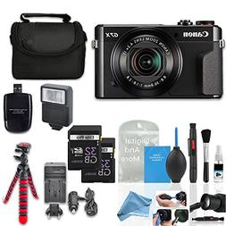 Canon Powershot G7 X Mark II HS Point and Shoot Digital Came