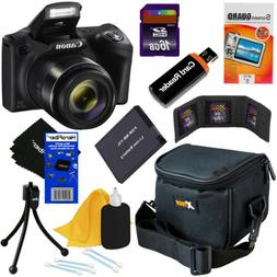 Canon Powershot SX420 IS 20 MP Digital Camera with 42x Zoom,